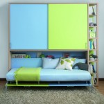 Раскладная кровать-шкаф для детской