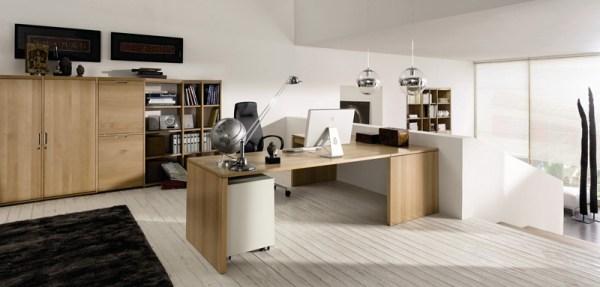 Дизайн интерьера домашнего офиса