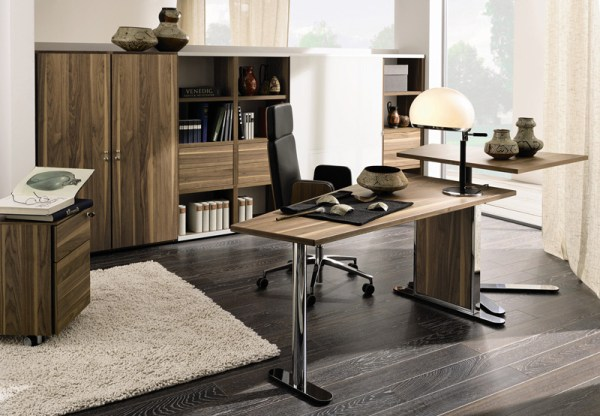Идеи домашнего офиса Дизайн интерьера