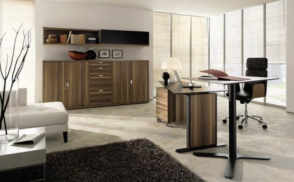 Идеи домашнего офиса. Дизайн интерьера