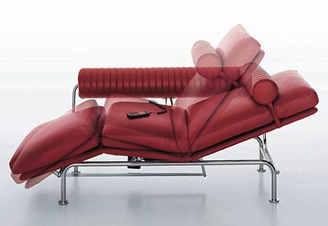 Раскладывающееся кресло кровать