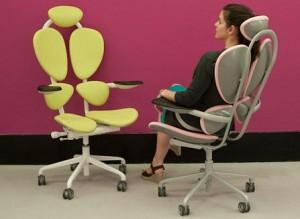 Эргономичное офисное кресло компьютерное