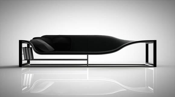 Итальянское лежачее кресло