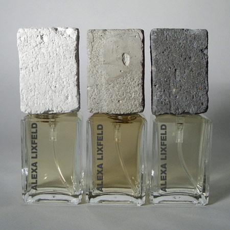 Использование бетона в дизайне