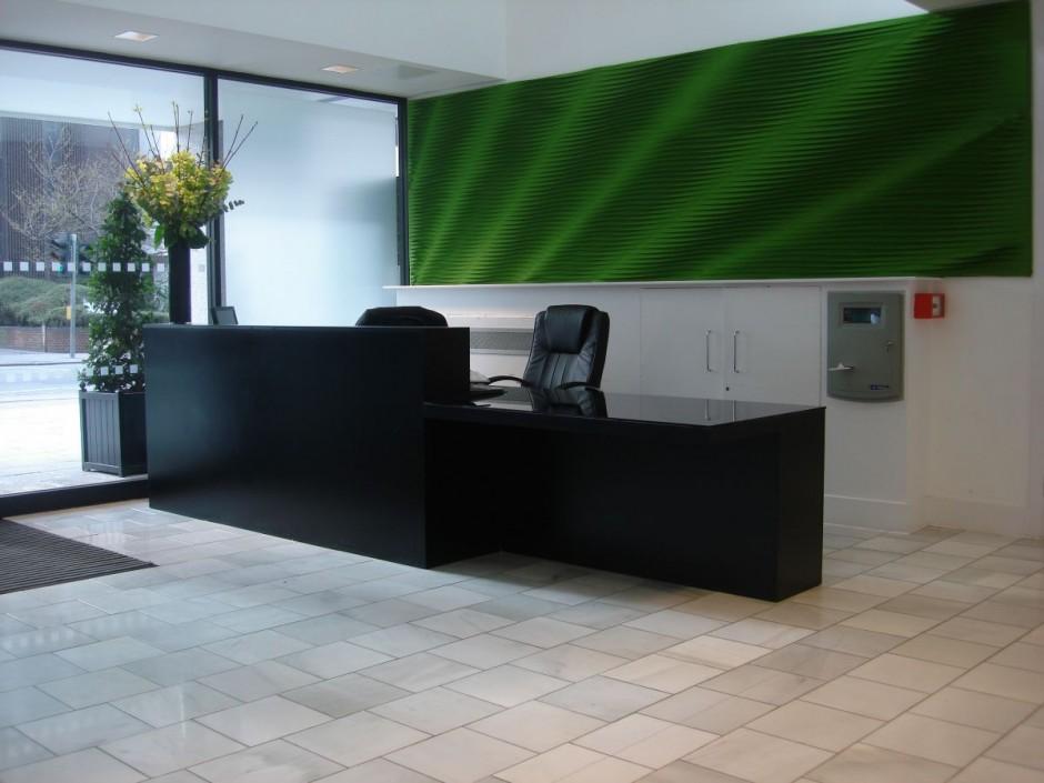Настенные покрытия дизайн интерьера офиса