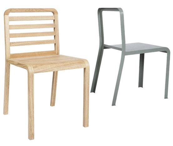 Мебель для маленькой комнаты - раскладной стул