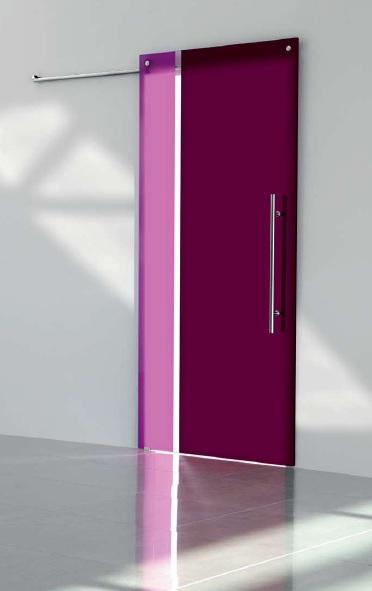 Оригинальная раздвижная дверь