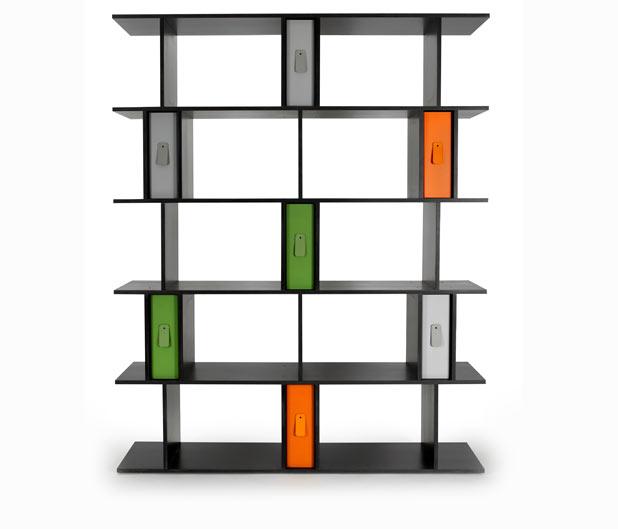 Удобный и функциональный стеллаж для документов