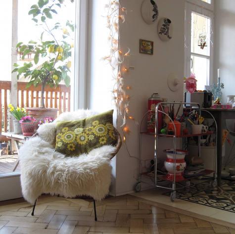 Белый цвет в дизайне жилища