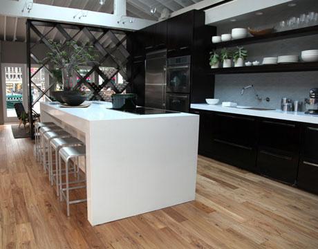 Современная кухня 2010 пример фото