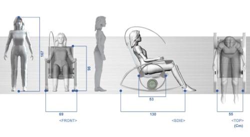 Принцип устройства кресла-качалки