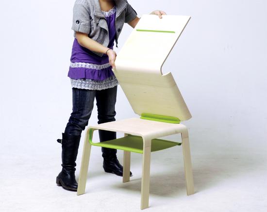 Мебель легко превращается одна в другую