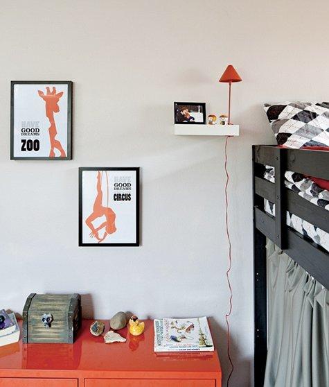 Идеи для дизайна интерьера комнаты подростка
