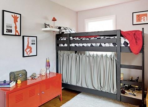 Интерьер детской комнаты после ремонта