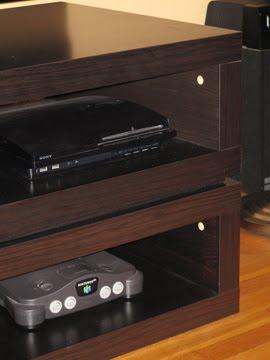 Переделка мебели из Икеи. Стойка под телевизор