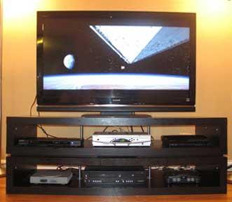 Интерьер под телевизор