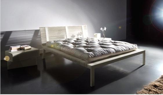 Итальянская кровать с натяжным основанием