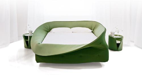 Современный дизайн кровати