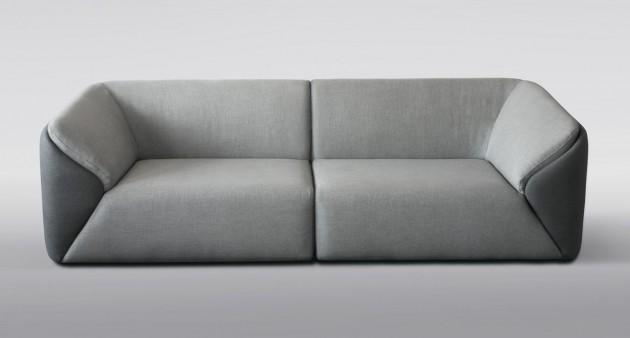 Компактная удобная софа