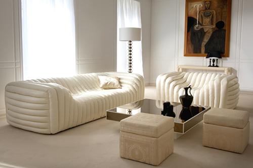 Мебель для гостиной от Версаче