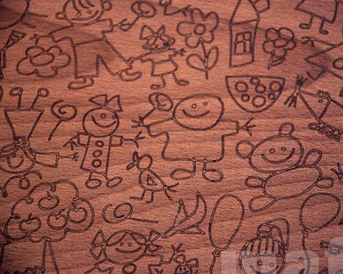 Напольное покрытие для детской комнаты с рисунками