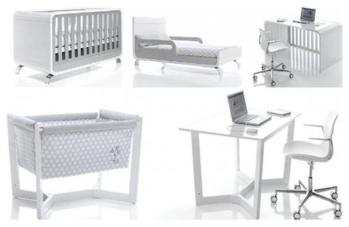 Стильная мебель для детской комнаты