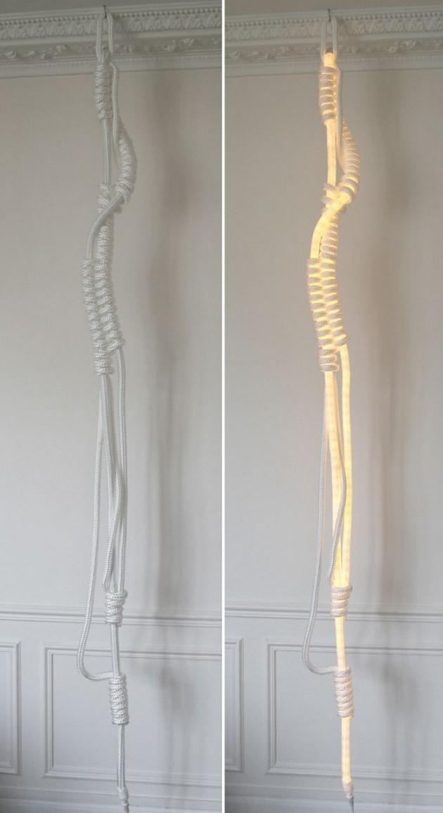 Дизайнерский светильник по ЛЕД-технологии