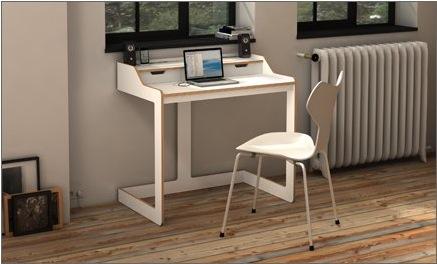 Легкий компьютерный стол для ноутбука