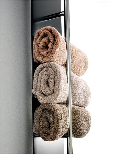 Сушилка для полотенец в стиле минимализм