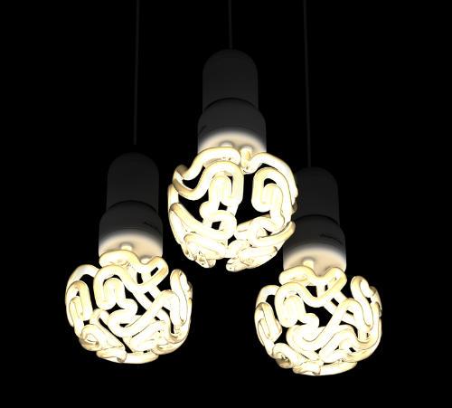 Оригинальные лампы.