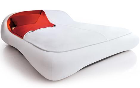 Итальянская кровать на молнии