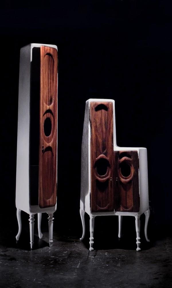 Дизайнерская мебель небольшим тиражом