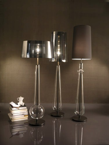 Светильники напольные лампы итальянского дизайна