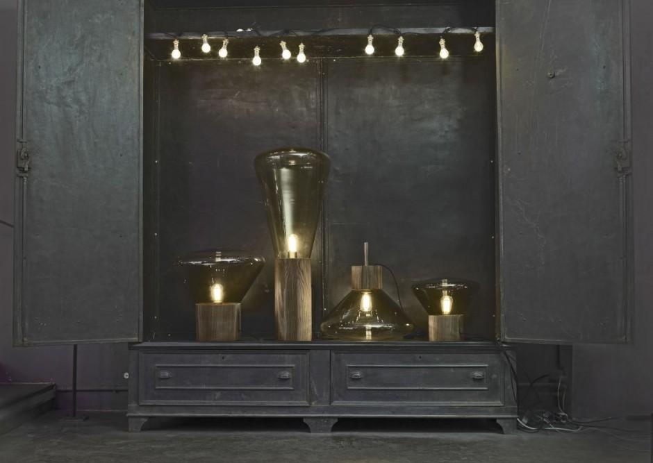 Дизайнерские лампы и светильники