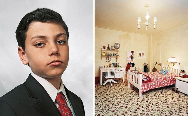 Оформление детских комнат, примеры, фото