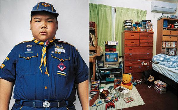 Детская комната бойскаута
