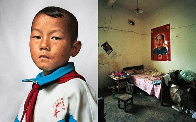 Интерьер детской комнаты корейского мальчика