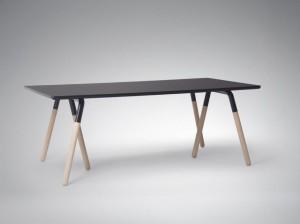 Авторская мебель; стол из массива дуба или ясеня