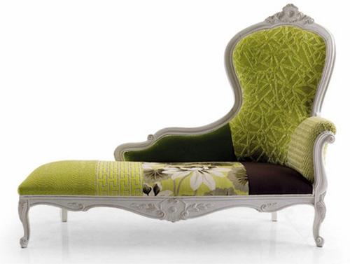 Соединение классики и современности в мебели