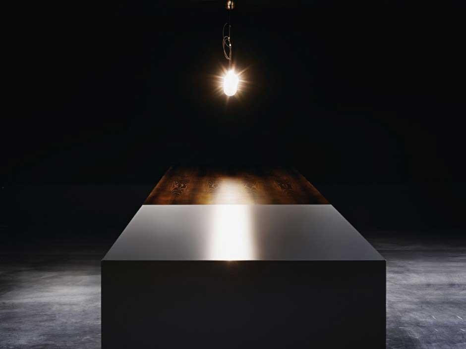 Дизайн кухни; минимализм