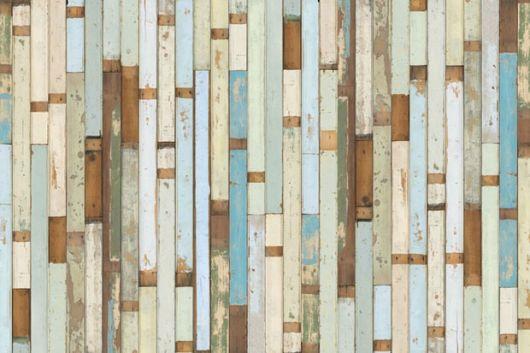 Фото-обои имитирующие старые деревянные доски