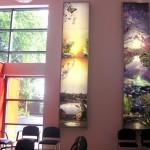 Широкоформатная печать для украшения стен