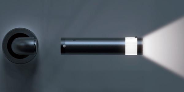 Отсоединяемая дверная ручка