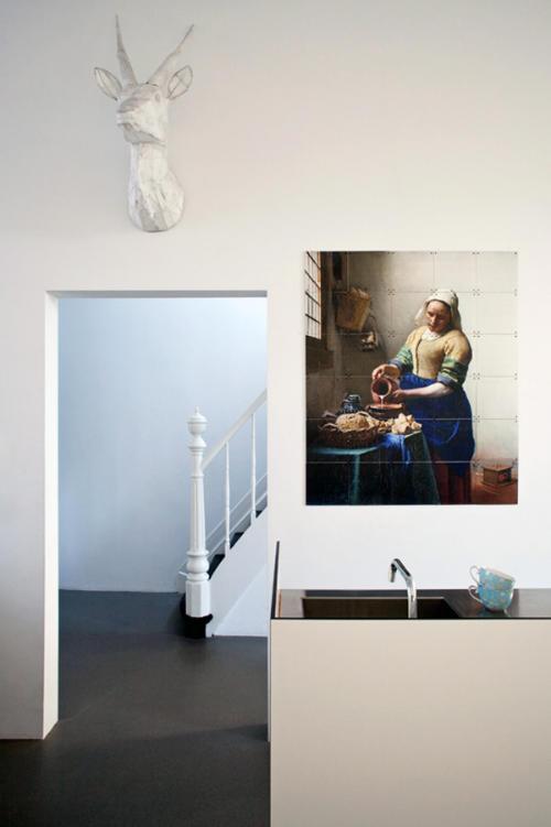 Что выбрать для рисунка на стене: обои, фото-обои или наклейку