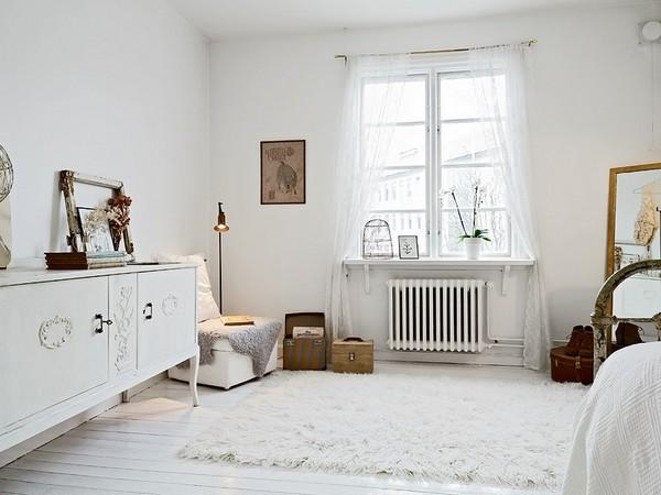 Зал, спальня, гостиная в однокомнатной квартире. Пример интерьеров с фото
