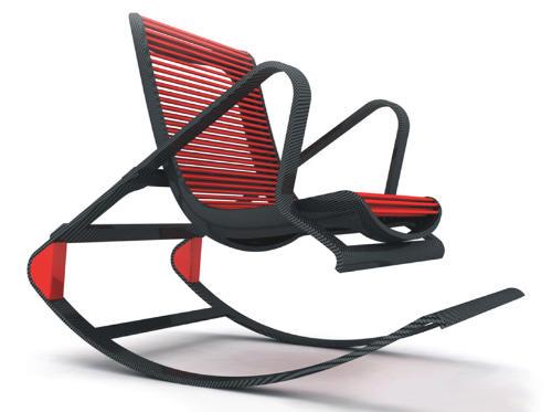 Офисное кресло трансформер