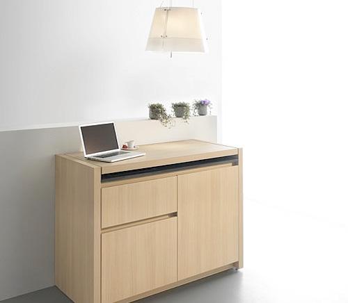 Мебель трансформер; кухня - рабочее место