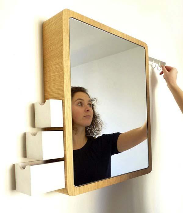 Зеркало для ванной или прихожей