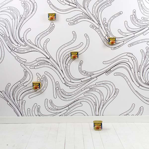 Черно-белые фотообои для стен