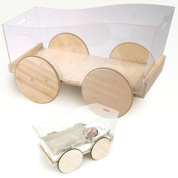 Детская кроватка для грудничка